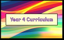 Y4-curriculum